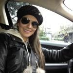 Andreina Fiallo, Fredy Guarin's wag