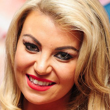 Billi Mucklow, Andy Carroll's wag