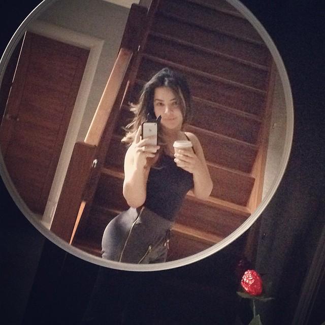 Glaucia Roza, Fernandinho's wag