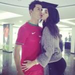 Irina Shayk, Cristiano Ronaldo's wag