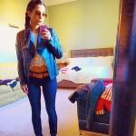 Jenna Lynn, Giuseppe Rossi's wag