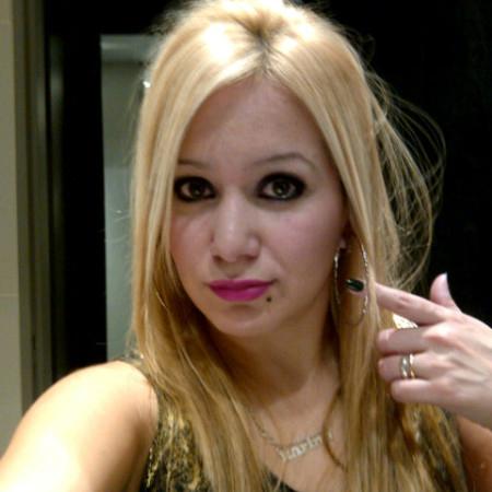 Karina Tejeda, Sergio Aguero's wag