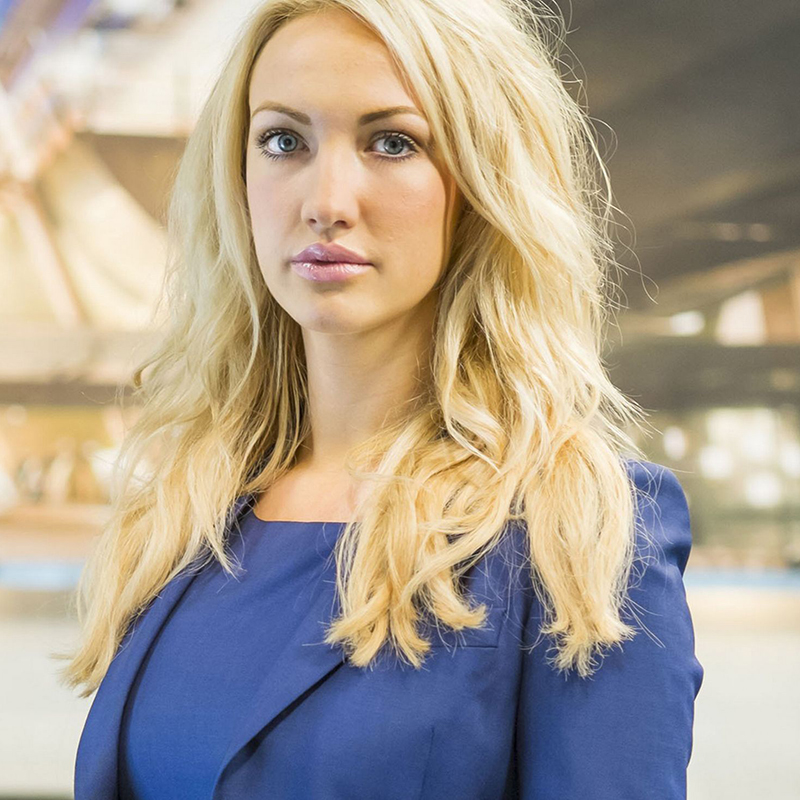 Leah Totton, Fraser Forster's wag