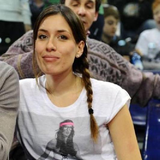 Maddalena Nullo, Andrea Barzagli's WAG