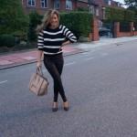 Mandy Capristo, Mesut Ozil's wag