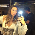 Melissa Satta, Kevin Prince Boateng's wag