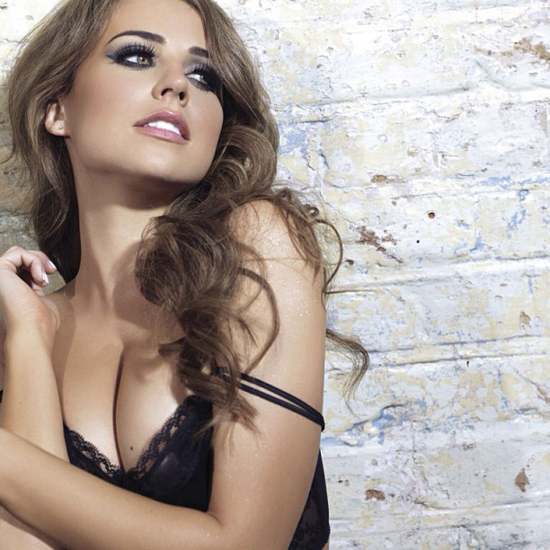 Polly Parsons, Thomas Vermaelen's wag