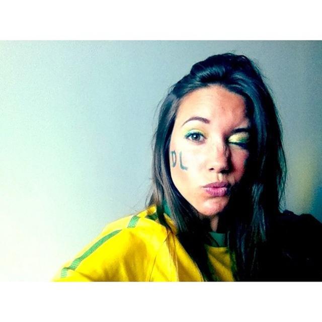 Sara Madeira, David Luiz's wag