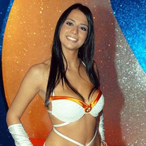 Valentina Del Vecchio, Ignazio Abate's wag