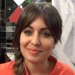 Hiba Abouk, Jordi Alba's wag