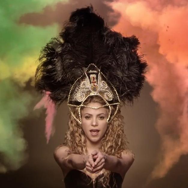 Shakira, Gerard Piquet's wag
