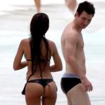 Antonella Roccuzzo, Messi wags
