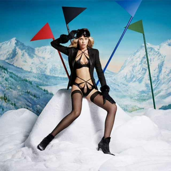 Merry Christmas from Abbey Clancy
