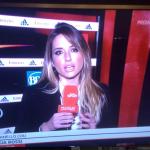 Giorgia Rossi, Miralem Pjanic's wag