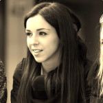 Giulia Lucarini, Andrea Ranocchia's wag