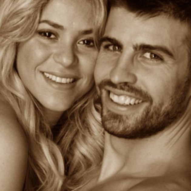 Barcelona's Gerard Piqué & Shakira are blackmailed over a sextape