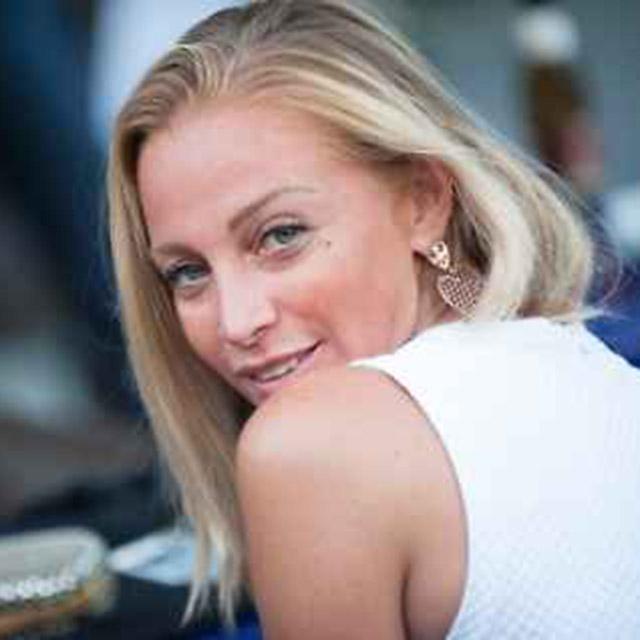 Valentina Baldini, Andrea Pirlo's wag