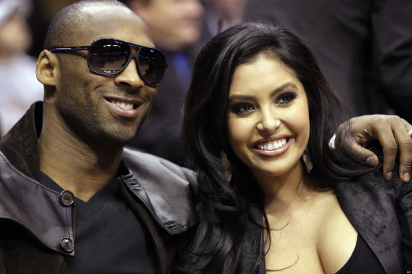 WAG of the day: Vanessa Bryant