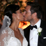 Frank Lampard and Christine Bleakley wedding