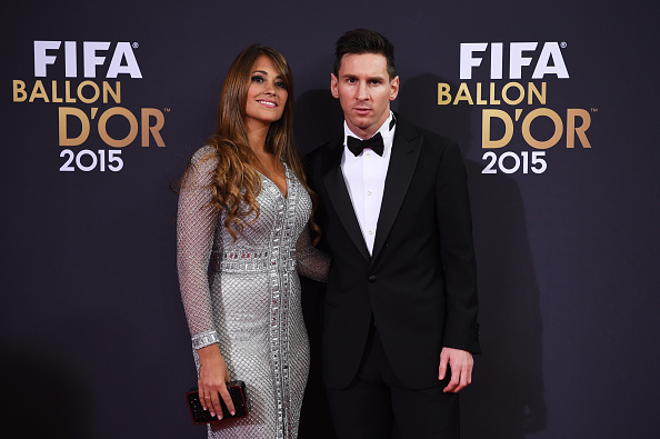 All the beautiful women of Ballon D'or