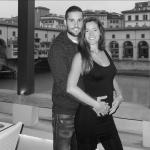 Malena Costa pregnant