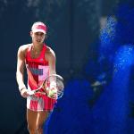 Ana Ivanovic, Schweinsteiger's wag