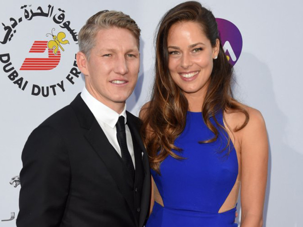 Ana Ivanovic's secret wedding to Bastian Schweinsteiger