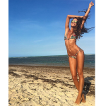 Izabel Goulart, Kevin Trapp's wag