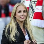 Nina Weiss, Manuel Neuer's wag