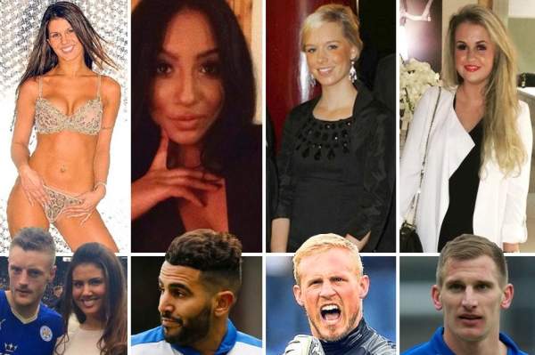 Leicester City Wags