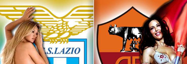 The WAGs of the Derby della Capitale (The Rome Derby)