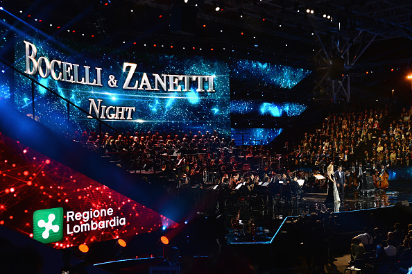 The best of Bocelli and Zanetti Night