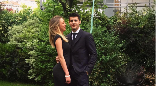 Morata WAGs can die happy