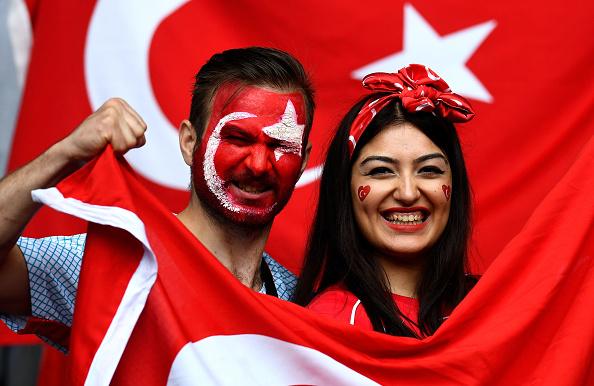 Euro 2016 WAGs: Turkey