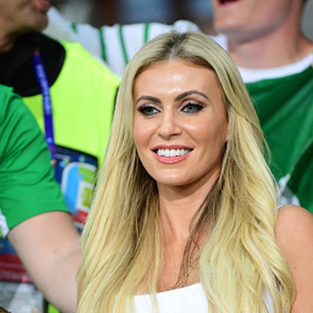 Claudine Keane, Robbie Keane's WAG