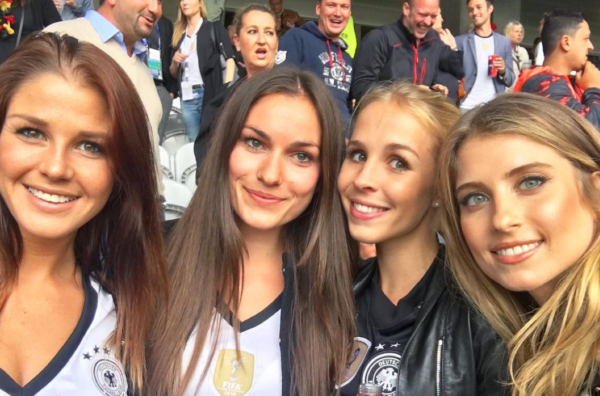 Best WAGs' post of the day17