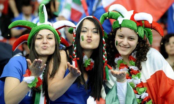 Euro 2016 WAGs: Italy