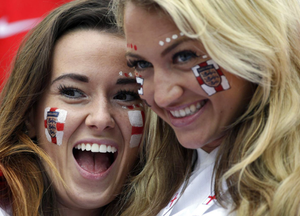 Euro 2016 WAGs: England