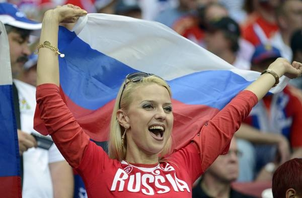 Euro 2016 WAGs: Russia