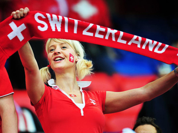 Euro 2016 WAGs: Switzerland