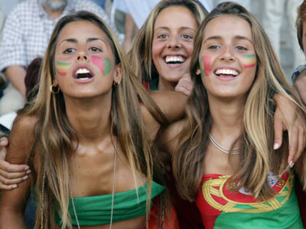 Euro 2016 WAGs: Portugal