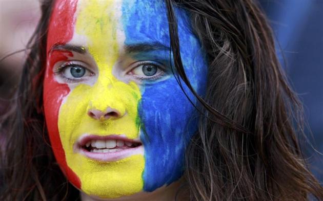Euro 2016 WAGs: Romania