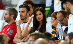 German WAGs