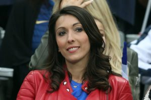 Jennifer Giroud, wife of Olivier Giroud