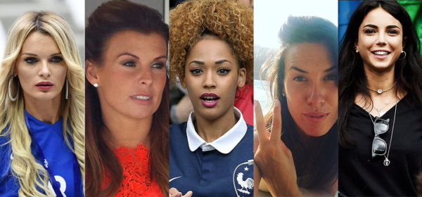 Ranking of the best WAGs of #Euro2016